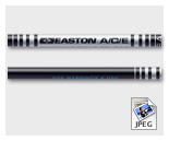 Tube Easton Ace par 12