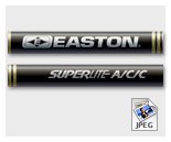 Tube Easton Acc par 12
