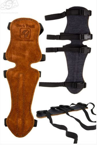Protège Bras Buck Trail Deluxe Youth Long 26 cm Buckskin