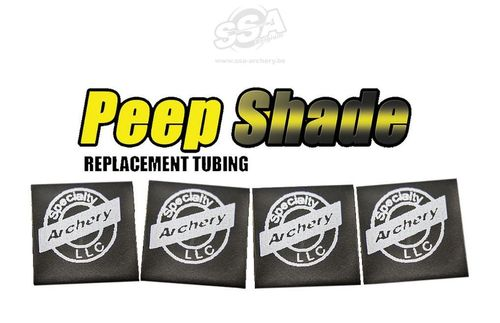 Recharge Spéciality Archery pour Peep Shade
