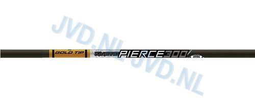 Tubes Carbone Gold Tip Pierce par 12