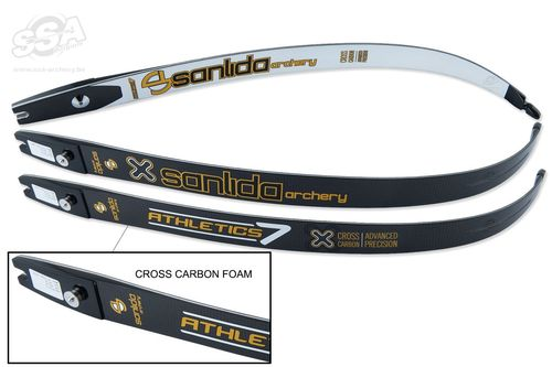 Branches SANLIDA Athletics 7 Cross Carbon Foam
